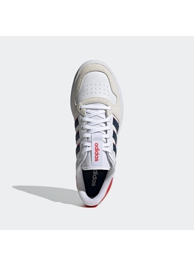 adidas Breaknet Plus Erkek Tenis Ayakkabı Fy9649 Beyaz
